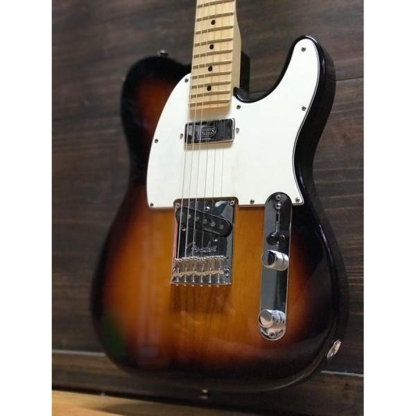 Electric Guitar With Seymour Duncan Pickups : pre owned fender american telecaster 2009 sunburst with seymour duncan pickups electric guitar ~ Vivirlamusica.com Haus und Dekorationen