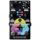 Alexander Colour Theory - Step Sequencer