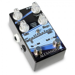Alexander Equilibrium DLX - Tremolo and Vibrato