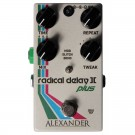 Alexander Radical Delay II+ - Digital Delay