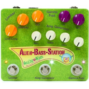 Analog Alien Alien Bass Station - Multieffect