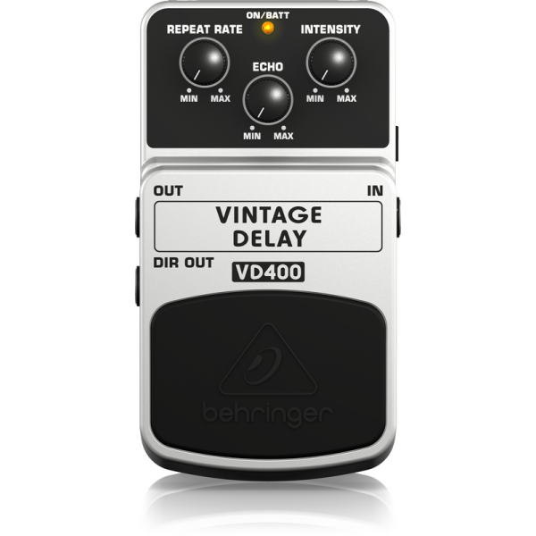 behringer vd400 vintage delay pedal. Black Bedroom Furniture Sets. Home Design Ideas