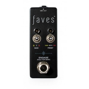 Chase Bliss Audio Faves - MIDI Controller
