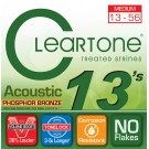 Cleartone Phosphor Bronze Acoustic 13-56