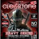 Cleartone Dave Mustaine Signature Live Set 10-52