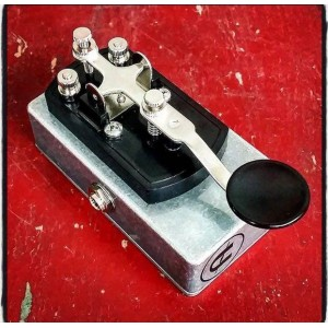 Coppersound Pedals Telegraph Stutter - Momentary Kill Switch