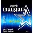 Curt Mangan 40-100 Nickel Wound Bass Strings