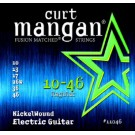 Curt Mangan 10-46 Nickel Wound Electric Strings