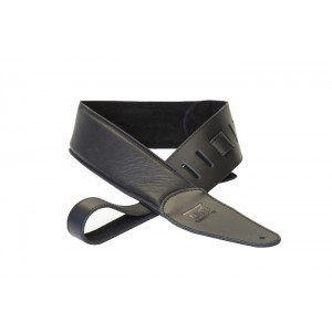 DR Premium Buttersoft Leather Black Strap
