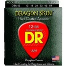 DR Strings Dragon Skin Acoustic 2 Pack 12-54