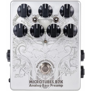 Darkglass Microtubes B7K Limited Edition - Analog Bass Preamp