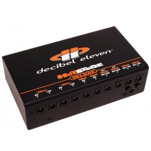 Decibel Eleven Hot Stone Deluxe Isolated DC Power Supply with Selectable Input Voltage