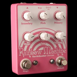 Earthquaker Devices Rainbow Machine – Polyphonic Pitch Shifting/Harmonizing/Alien Aliasing Modulation Generator