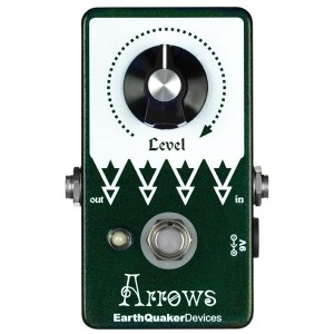 Earthquaker Devices Arrows -Preamp Booster
