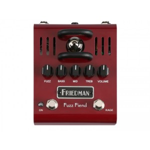 Friedman Fuzz Fiend - 12AX7 Tube Powered Fuzz
