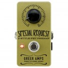 Greer Amps Special Request D-Style FET Preamp - Boost
