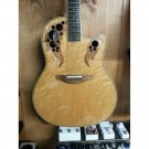 Pre-Owned 1990 Ovation Collectors Series Birdseye Maple