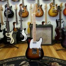 Pre-Owned 2004 Fender American Telecaster in Three Tone Sunburst