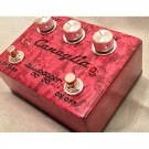 Lollygagger FX Canaglia with Birdseye Maple in Bordeaux finish - Two Stage Overdrive