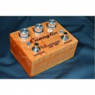 Lollygagger FX Canaglia with Birdseye Maple in Habanero finish - Two Stage Overdrive