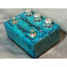 Lollygagger FX Canaglia with Birdseye Maple in Lake Michigan finish - Two Stage Overdrive