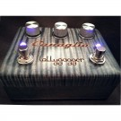 Lollygagger FX Canaglia with Flamed Maple in Bayou finish - Two Stage Overdrive