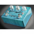 Lollygagger FX Canaglia with Maple top in Denim finish - Two Stage Overdrive