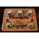 Lollygagger FX Canaglia with Maple top in Heritage finish - Two Stage Overdrive