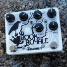 MOJO Hand FX Rook Royale - Dual OD/Preamp