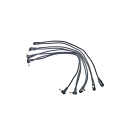Ortega ODC8 - 8 Head Daisy Chain Power Cable