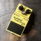 Pre-Owned Boss SD-1 Super Overdrive with Alchemy Audio TS-808 Mod