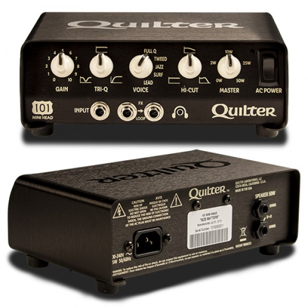 Mini Guitar Heads : quilter 101 mini head guitar amp head ~ Russianpoet.info Haus und Dekorationen