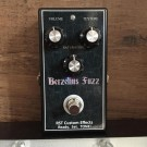 RST Custom Effects Berzelius Fuzz
