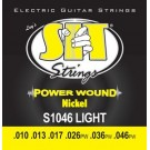 S.I.T. Strings Power Wound Electric Light