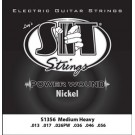 S.I.T. Strings Power Wound Electric Medium Heavy