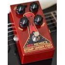 Stomp Under Foot Red Menace - Fuzz