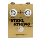 Vertex Effects Steel String Clean Drive - Gold
